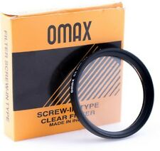 52mm UV Filter Omax Brand for Nikon 55-200mm DSLR Camera Lens