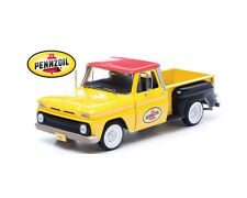 1:18 Greenlight - Pennzoil 1965 Chevrolet C-10 Styleside Truck NEW IN BOX