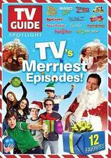 TV Guide Spotlight: TV's Merriest Holiday Episodes: Bewitched - The Flying Nun -