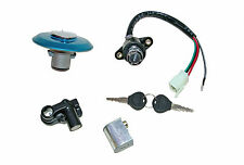 Honda CB125TD ignition switch & lock set (82-88) 6 wires - check before buying
