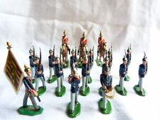 18 soldats de plomb allemands ou autrichiens  - Guerre 1914-1918 - Lot 17