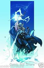 MIGHTY THOR #11 (2016) 1ST PRINTING FERRY PROTATE CANCER VARIANT COVER