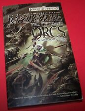 Forgotten Realms :The Thousand Orcs Hunters Blades Trilogy Book 1 Paperback Book