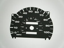 TOYOTA  HILUX SURF MPH SPEEDO FACE DIAL 1991-1996