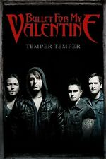 Bullet For My Valentine - Brand New Group Poster - Temper Temper