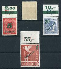 Berlin 64 - 67 P OR postfrisch 66 P OR , Michel 633,00 € Nr. 65 BPP geprüft