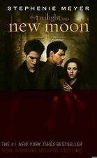 New Moon - Stephenie Meyer (Twilight Saga Book 2) Movie Novel
