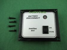 Intellitec | 01-00066-004 | RV Battery Disconnect Panel Switch