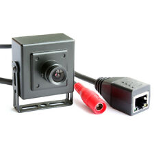 Super Mini 720P HD Hidden Micro IP Camera 3.6mm Lens 1.0 Megapixel ONVIF H.264