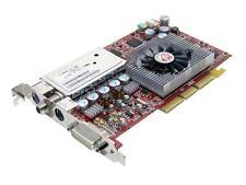 ATI Radeon 100-713100 9800 PRO DirectX 9 128MB 256-Bit DDR AGP 8X Video Card NEW