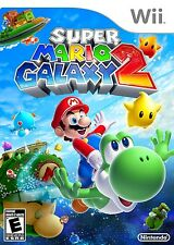 Super Mario Galaxy 2 - Nintendo  Wii Game