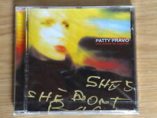 PATTY PRAVO (VASCO ROSSI) - UNA DONNA DA SOGNARE - CD NUOVO SIGILLATO (SEALED)