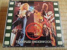 LED ZEPPELIN Rare live collector 3-CD set TRAMPLED UNDERWOOD New York, USA 1975