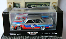 VOLVO 240 TURBO GR. A TEAM KISSLIN DPM DTM 1985 PEIL NEO 45564 1/43 GROUP