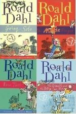 ROALD DAHL ___ 4 BOOK SET ___ BRAND NEW ___ FREEPOST UK