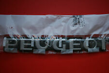 Genuine Peugeot 205 GTI  Rear  badge logo monogramme 8659HK