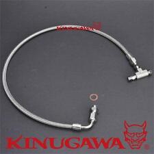 Kinugawa Turbo Oil Feed Line Kit TD04 TD05 TD06 IHI VF30 VF35 M10xP1.5mm