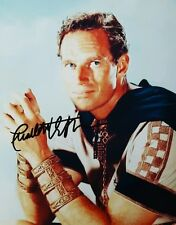 Rare Charlton Heston Ben Hur Original Hand Signed Autographed 8x10 Photo & COA