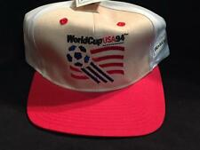 1994 ORIGINAL WORLD CUP GERMANY SNAP BACK SOCCER SNAPBACK HAT MINT NEW W/TAG