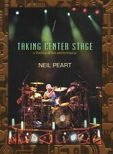 Neil Peart prendendo Center Stage Play CORSA TIME MACHINE TOUR DRUMS MUSICA DVD