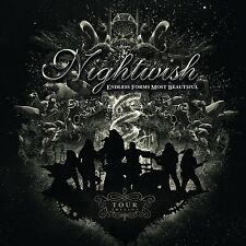 NIGHTWISH - ENDLESS FORMS MOST BEAUTIFUL: TOUR EDITION - NEW CD