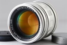 =MINT= Voigtlander Color Heliar 75mm f/2.5 MC for Leica L39 LTM from Japan #k15
