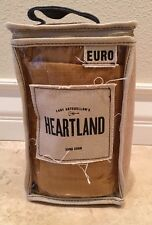 LADY ANTEBELLUM's HEARTLAND American Honey 100% Cotton Euro Pillow Sham NEW!!!