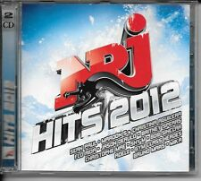 2 CD COMPIL 39 TITRES--NRJ HITS 2012--PAUL/MARRON 5/AGUILERA/FLO RIDA/SPEARS/MAE