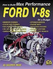 How to Build Max Performance Ford V-8s on a Budget by George Reid (2002,...