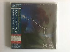 Dire Straits: Love Over Gold Japan Mini LP SACD - Sealed