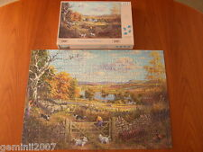 HOUSE OF PUZZLES Counting Sheep - 1000 Piece Jigsaw - Complete - VVGC