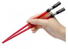 Star Wars Darth Vader Lightsaber Palillos Nuevo Excelente Regalo