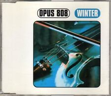 Opus 808 ‎- Winter - CDM - 1997 - Eurodance Eurotrance Panic Records France
