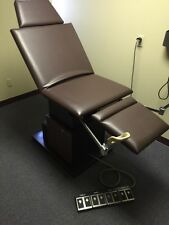 IE 111 Electric Adjustable Exam Chair w/Foot Pedal Great Condition Unit 1