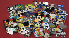 Disney Trading Pins_40 PIN LOT_Random Selection_Fast Free Shipping_No Doubles