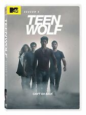 TEEN WOLF: SEASON 4 DVD - THE COMPLETE FOURTH SEASON [3 DISCS] - NEW UNOPENED