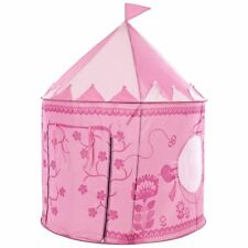 Trespass Girls Indoor Play Tents, Pink Chateaux - Imaginative Play