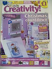 Magazine. Do Crafts Creativity! Issue 5. Creative Card Making & Scrapbooking.