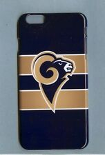 "St LOUIS RAMS 1 Piece Glossy Case / Cover for iPhone 6 / 6S PLUS 5.5"" (Design 1)"