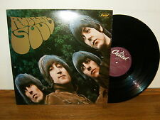 The BEATLES - Rubber Soul (1965 Vinyl LP) SW-2442