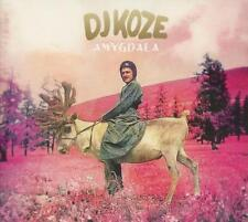 "CD DJ Koze ""Amygdala"" *Digipack* Firstpress 2013"