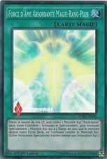 ♦Yu-Gi-Oh!♦ Force d'Ame Absorbante Magie-Rang-Plus : WIRA-FR028 -VF/SUPER RARE-