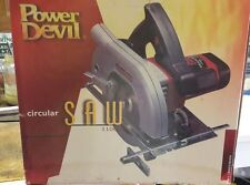 Power Devil 1100W mains-powered circular saw