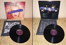MISSING PERSONS SPRING SESSION M VINYL LP EMI COLUMBIA RECORDS ST512228