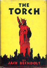 The Torch by Jack Bechdolt-Prime Press First Edition/Dust Jacket-1948