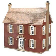 Greenleaf - The Willow Dollhouse - Wood / Wooden Dollhouse Kit