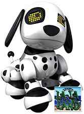 Zoomer Zuppies Interactive Puppy Personal Robot Dog Lights Sounds Spot New