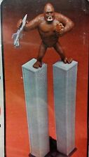 RARE*SEALED! Mego Co. 1976**King Kong Last Stand Twin Towers souvenir building