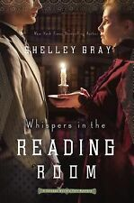 WHISPERS IN THE READING ROOM BY SHELLEY GRAY (2015) BRAND NEW TRADE PAPERBACK