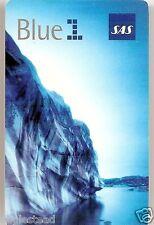 Airline Timetable - Blue 1 - 26/10/03 (Finland) Blue1 SAS - S